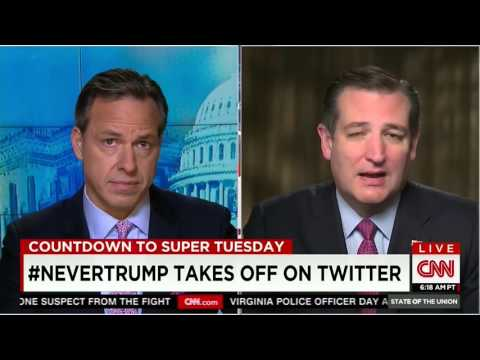Ted Cruz on State of the Union | February 28, 2016 | Ted Cruz for President