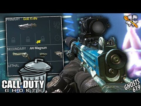 Creating The WORST Class In CoD Ghosts