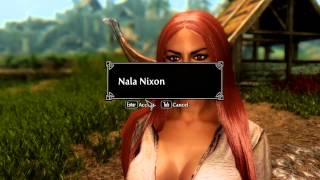 Skyrim Mods - #12 - HDT Physics - Equipment, Breasts & Butt, Cape, & Hair