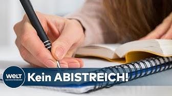 CORONAVIRUS: Schleswig-Holstein will wegen Covid-19 sogar Abiturprüfungen absagen