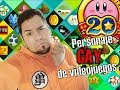 20 Personajes GAYS De Video Juegos Er Ck Cherry mp3