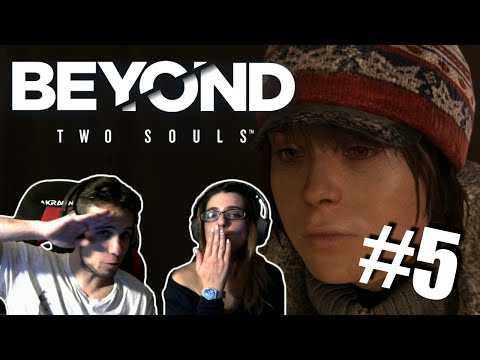 SALVA A MI BEBE ! | BEYOND TWO SOULS