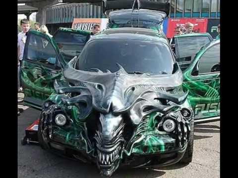 COOLEST CUSTOM CARS YouTube - Cool custom cars