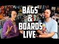 Bags & Boards Live Ep5 - Community Mail Calls, Batman Damned & Ryan's Pulls