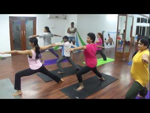 Fitness Cafe Gym &  Health Club ,koramangala,Bangalore, power yoga