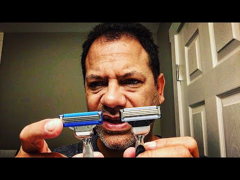 Gillette Mach3 V. Mach3 Turbo | Sunday Shave Ep.25  #ShaveWars