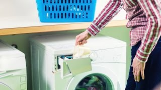 Australians spend over $500 million on washing their clothes every year