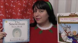 #Asmr Christmas Story Time! Relaxing Reading for you  & Relaxing Hand Movements