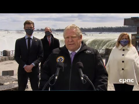 Ontario Premier Ford on tourism sector support, COVID-19 vaccine, carbon pricing – March 29, 2021