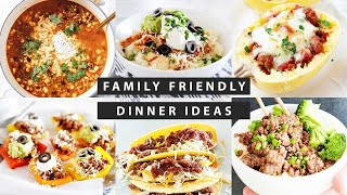 Ground Beef Dinner Ideas | Family Favorites Recipes With Ground Meat