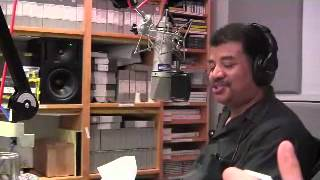 Neil deGrasse Tyson: Asteroids, Apophis and Extinction