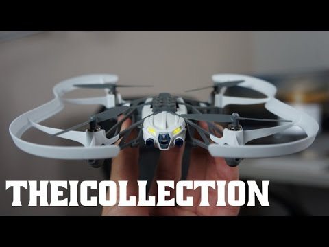 Test Parrot Airborne Cargo Drone