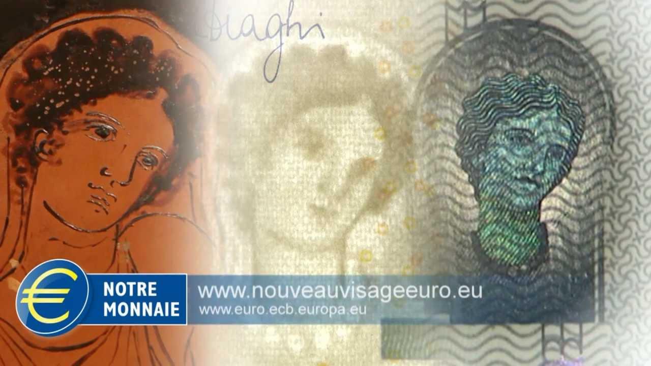 Europe, le nouveau visage de l'euro