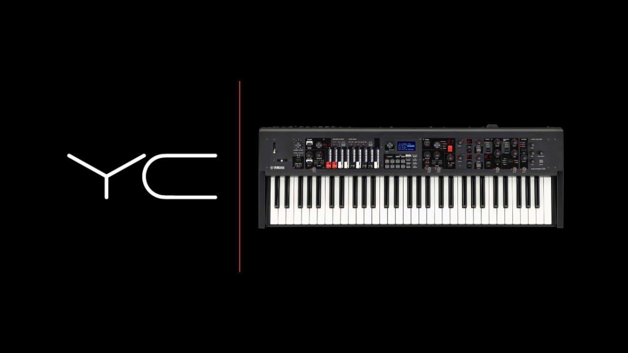 (DE)Tech Talk Live: YC61 Keys Section Stream