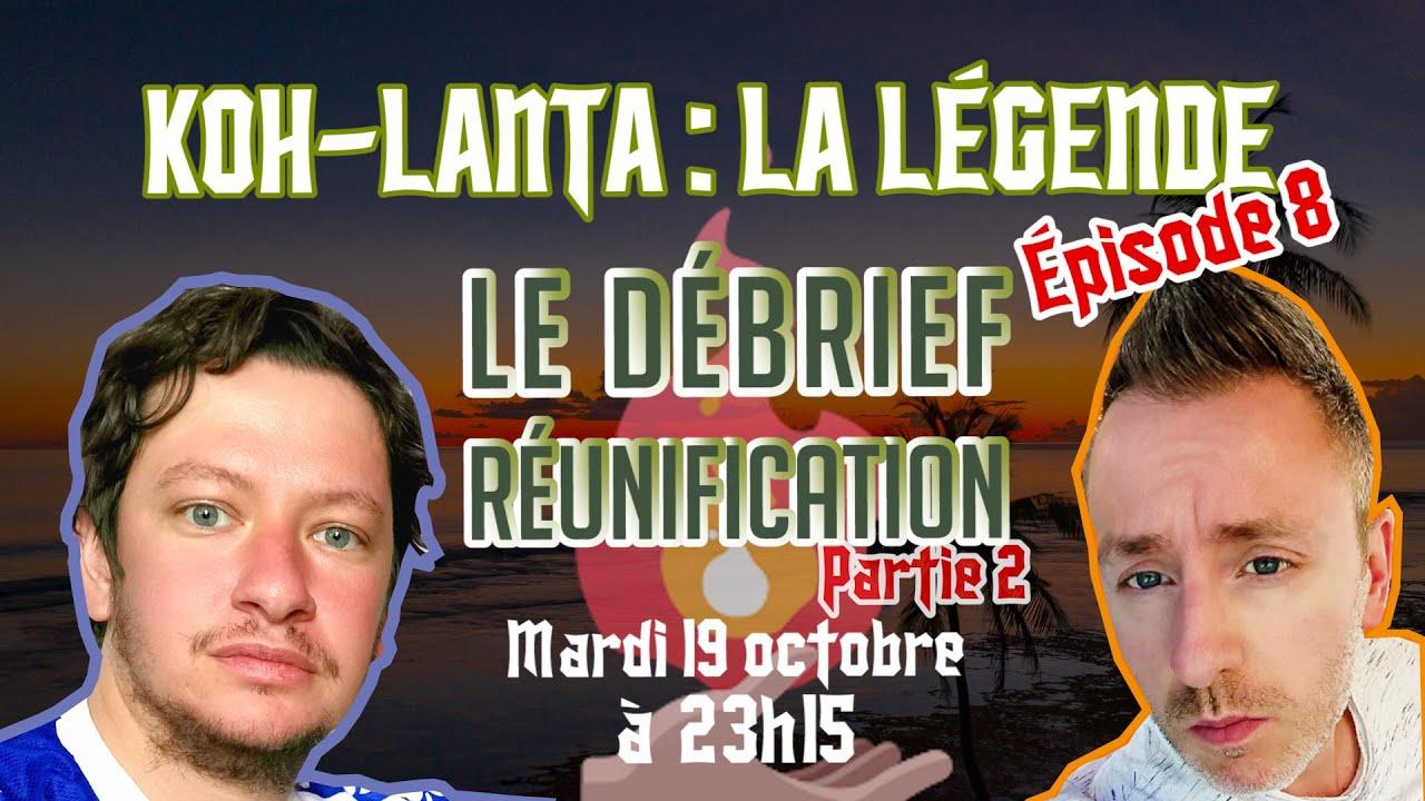 Download KOH-LANTA : LA LEGENDE : EPISODE 8, la réunification, la vraie cette fois !
