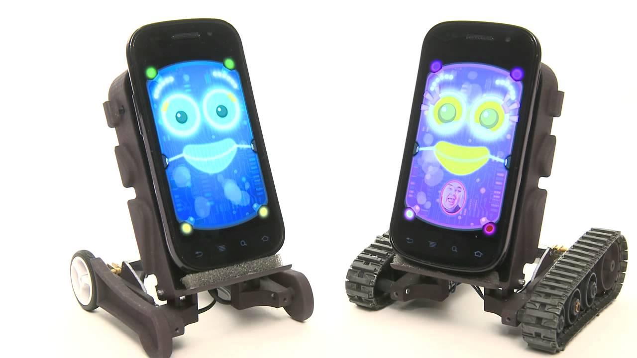 Robot Smartphones