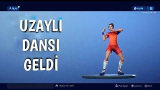 FORTNİTE UZAYLI DANSI GELDİ - 500 V BUCKS
