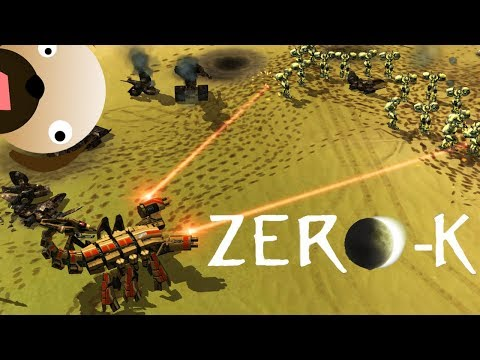 Free To Play Real Time Strategy Game - Zero-K Multiplayer