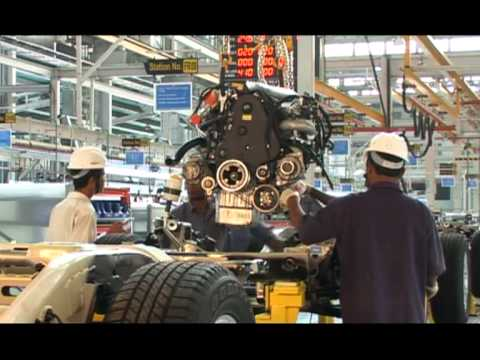 Tata Motors ARIA production facility
