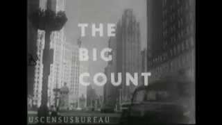 "1960 Census of Population: ""The Big Count"""