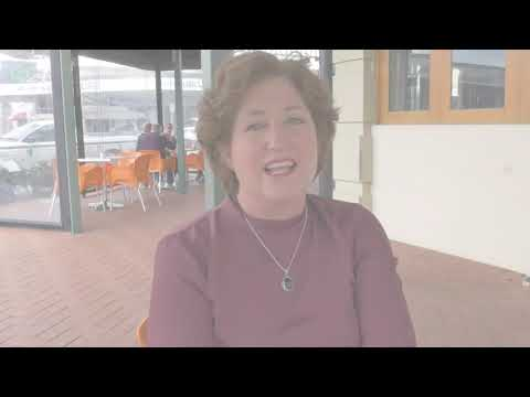 Lisa chats about the new Busselton Performing Arts and Convention Centre