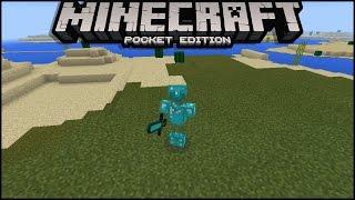 Download Minecraft pe Invisible Skin + Diamond armor Skin   MCPE ( pocket edition)