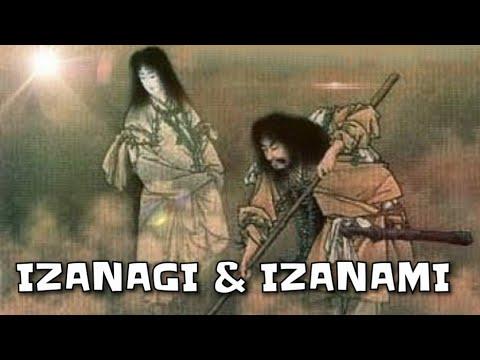 Izanagi & Izanami ( Kisah Awal Penciptaan ) Mitologi Jepang #1