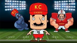 Andy Reid The Walrus King of Kansas City