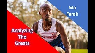 MO FARAH || ANALYZING THE GREATS || GREAT BRITAIN