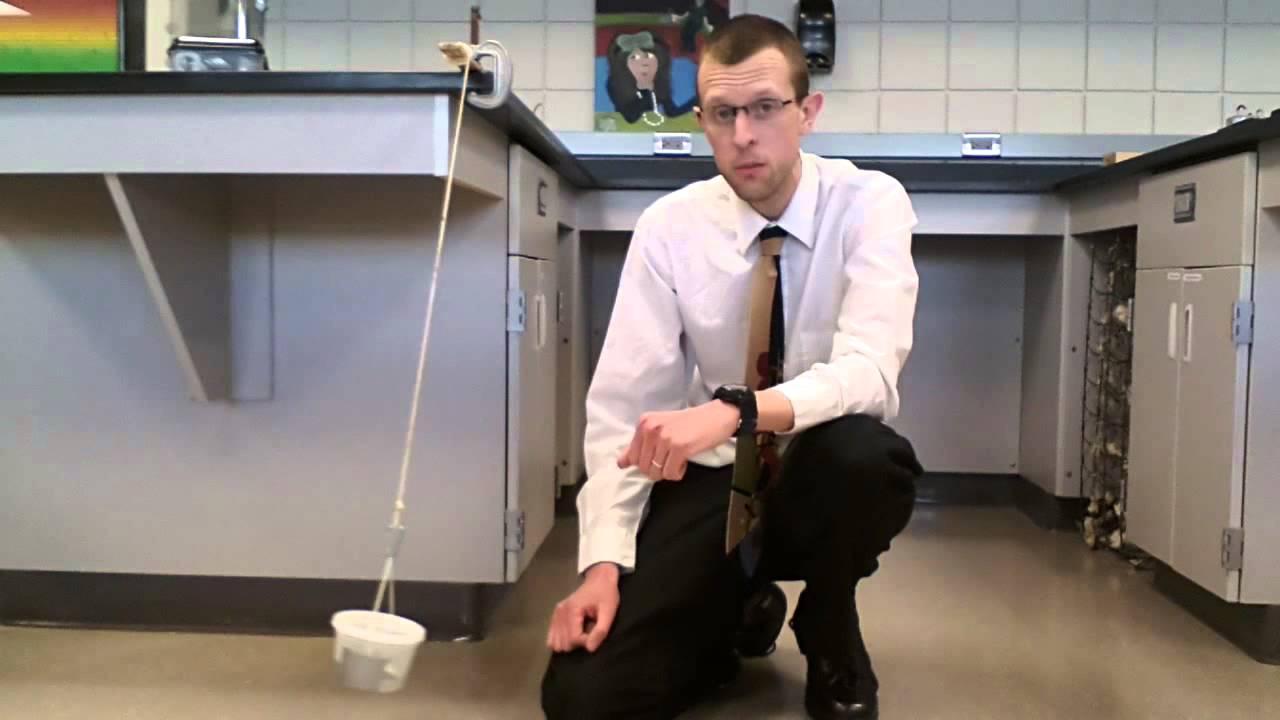 Simple Pendulum Lab explanation