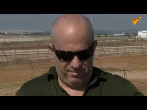 Volo Di Linea Atterra D'emergenza In Israele