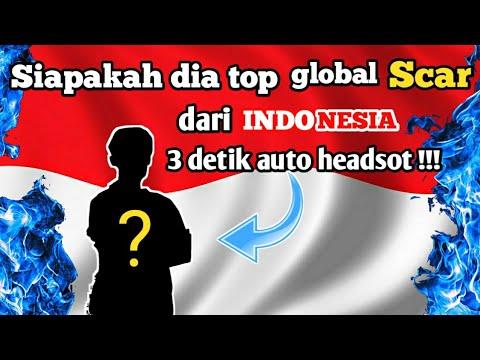 Siapakah Dia Top Global Scar Headsot No Scope Dari Indonesia