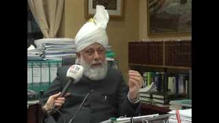 Huzoor's Interview by LBC Radio (English)