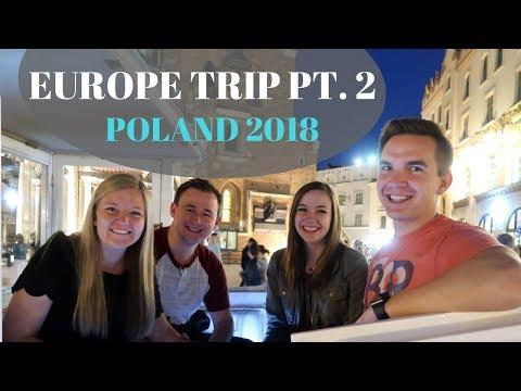 EUROPE TRIP PART 2 - POLAND