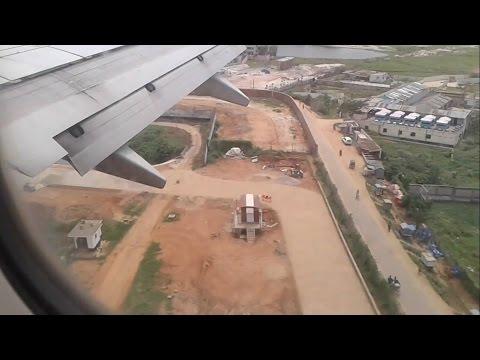 How Airplanes Land and Takeoff Hazrat Shahjalal International Airport Dhaka