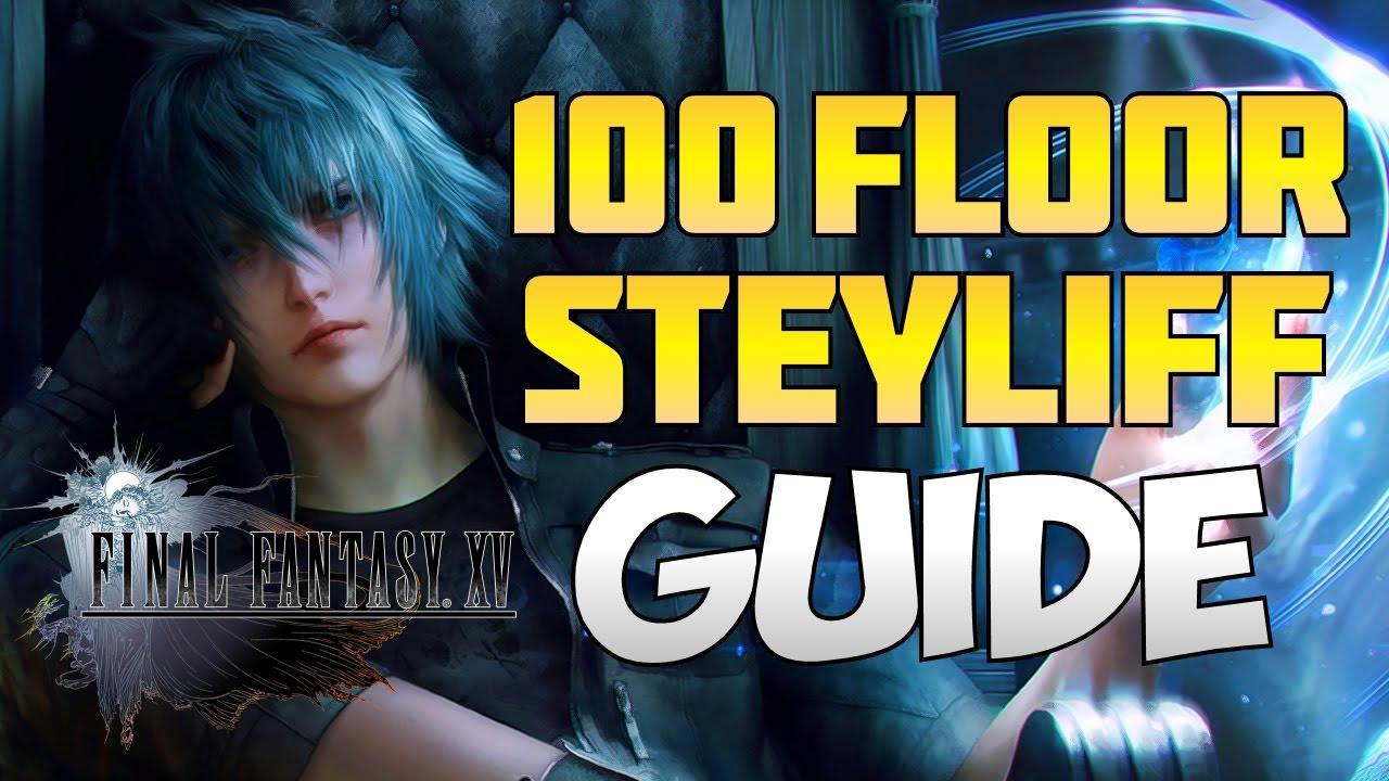 Final Fantasy Xv A Menace Sleeps In Steyliff Flayer