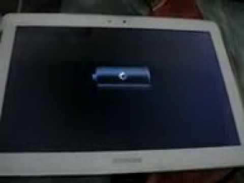 samsung galaxy tab 2 10 1 wont charge and turn on