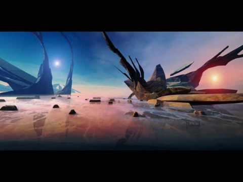 Metaphysical Journey - surreal art with ambient music