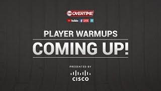 WCF Pregame Coverage - Rockets vs. Warriors Game 6