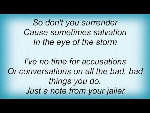 Black Crowes - Sometimes Salvation Lyrics_1