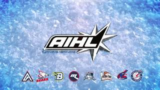 AIHL Semi-Final #2 - Sydney Bears v Perth Thunder