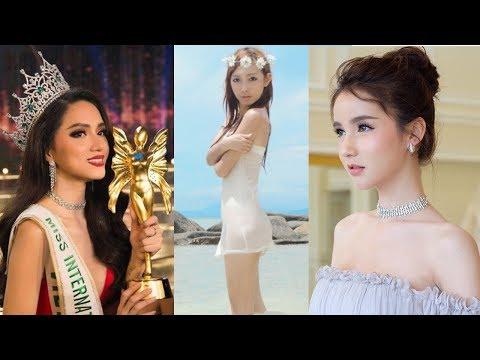 Bạn sẽ không nhận ra đây là những Hoa hậu chuyển giới đâu! Hương Giang idol chỉ đứng vị trí thứ 6