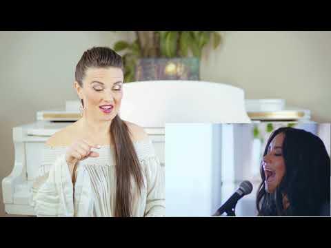 Vocal Coach Reacts To Demi Lovato - Father (Live)