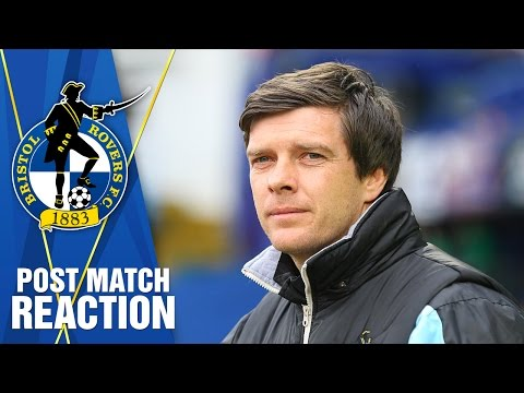 REACTION: Darrell post Portsmouth