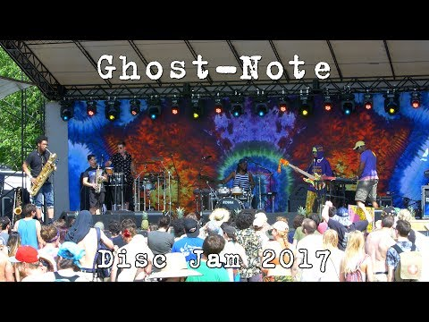 Ghost-Note: 2017-06-10 - Disc Jam Music Festival; Stephentown, NY [4K]