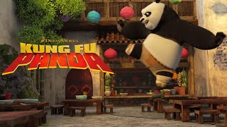 How To Do Kung Fu | NEW KUNG FU PANDA