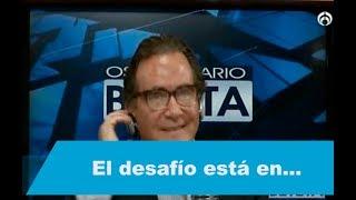 Basave Benitez Con Oscar Mario Beteta