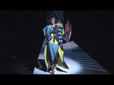 Hiroko Koshino | Spring Summer 2018 Full Fashion Show | Exclusive