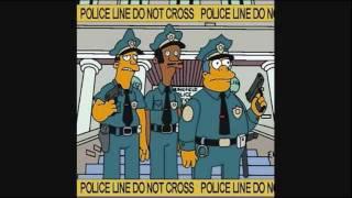 The Simpsons - Bad Cops Lyrics