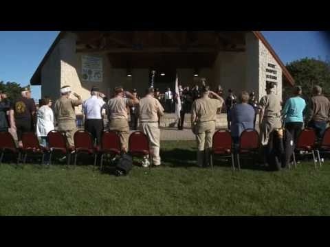 """9/11 Memorial Ceremony """"Lest We Forget"""""""